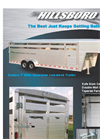 Endura Livestock Trailer Brochure