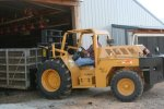 Master Craft - Model HP12110 - Poultry forklift