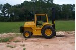 MasterCraft - Model MC-05-11126 - Master Craft Rough Terrain Forklifts