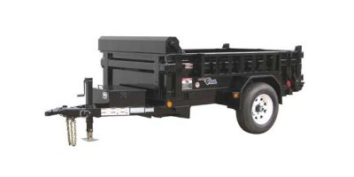 Load Trail - Model DS4808051 - Single Axle Dump Trailer