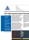Model FH3/FH4 - Digital Temperature Gauge for Retort Applications- Brochure