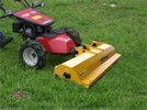 Model MU-B - Front Mounting for Pedestrian Mowers