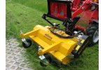 Model MU-FM/Hydro - Front Flail Mower with Hydraulic Drive