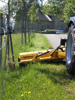 Model MU-FM/S - Rear and side multi purpose Flail Mowers