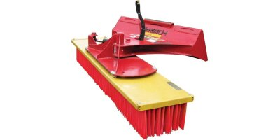 Martatch - Hydraulic Angle Broom