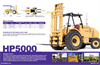 Harlo - HP5000 - Rough Terrain Forklift Brochure