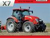 Tractors X7 Series- Brochure