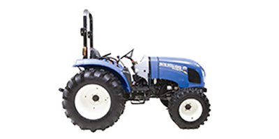 New Holland Agriculture - Model 33-47 hp - Compact Tractors