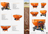 Agrozenit Fertilizer Spreader Brochure 2017