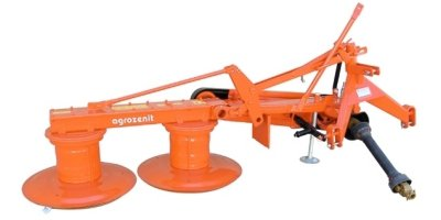 Agrozenit - Rotary Drum Mower