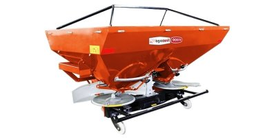 Agrozenit - Model 400 lt -  Fertilizer Spreader Single Disc
