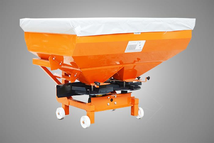 1000 lt - Mounted Fertiliser Spreader