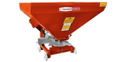 Agrozenit - Model 500 lt - Fertilizer Spreader Single Disc
