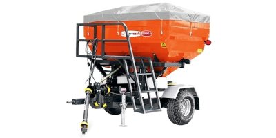 Agrozenit - Model 2500 lt - Fertilizer Spreader