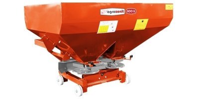 Agrozenit - Model 800 lt - Single Disc Fertilizer Spreader