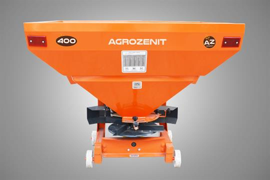 Agrozenit - Model 400 lt -  Tractor Fertiliser Spreader
