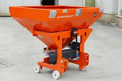 Agrozenit - Model 500 lt - Tractor Mounted Fertilizer Spreaders