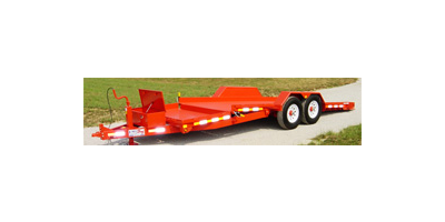 Liberty - Model LT5KA - Tilt Trailer