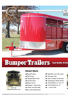 Coose - Model Bumper - Livestock Trailer - Brochure