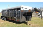 Coose - Model Ranch Hand - Livestock Trailer