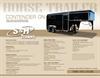 S&H - Model Contender GN - Steel Slant Load Gooseneck Horse Trailer - Brochure