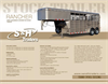 S&H - Model Rancher - Steel Gooseneck Trailer - Brochure