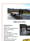 Great Northern - Model 14K LOW PRO - Gooseneck Trailers - Brochure