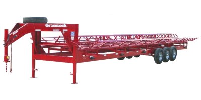 Gooseneck Trailer - Model 14 Series - Bale Haymaster Trailer