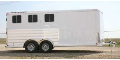 Featherlite  - Model 8551 Series - Horse Trailer