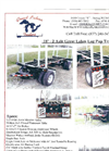 18 Twin Axle Log Pup Brochure