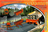 Concord - Model CRE-960 BERMER - Under Tailgate Hydraulic Driven Cross Conveyor - Brochure