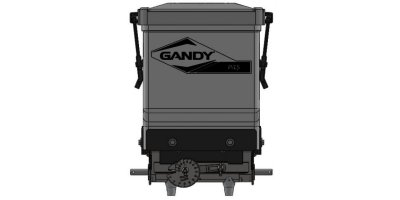 Gandy - Model P45  - Poly Cam Gauge Two Outlet Applicator