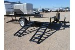 Big Tex - Model 35SA-12RSX - ATV Trailer