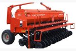 Kuhn Krause - Model MGD 5200-15 3PT - Mounted Mechanical Seed Drills