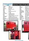 Delta - Thoroughbred Trailers Brochure