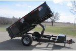 ABU - Model 5,200 lb. - Single Axle Dump