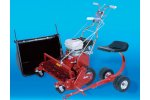 Model C27 - Front Throw Reel Mower