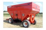 Kory - Model 550/650 - Bushel Gravity Wagon