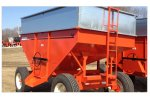 Kory - Model 340 - Bushel Gravity Wagon