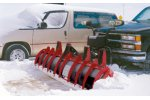 Hiniker - Model 8000 Series - Reversible C-Plow
