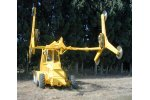 Model HD1100N - Dual Boom Topper Hedger