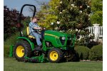 John Deere - Model 2025R Series - Compact Utility Tractor