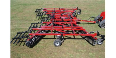 Case IH True-Tandem - Disk Harrows