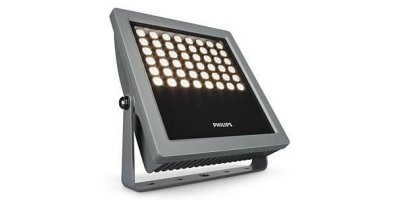 Philips - Model Vaya Flood HP - White/Color-Changing Floodlight