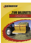 Haybuster - 2100 Balebuster - Bale Processor - Brochure