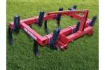 Brillion - Model 2-Bar & 3-Bar - Mounted Chisel Plow