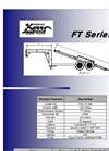 FT Series - Low Profile Full Length Tilt Trailer Datasheet