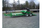 Kerr - Low Profile Fixed Section Tilt Trailer