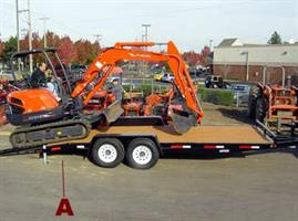 Model 14K Series™ - Flatbed Trailers