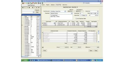 Countryside - Ag-Payroll System Software